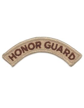 Honor Guard Tab