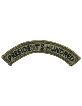 President's Hundred Tab (PT-120) Subdued
