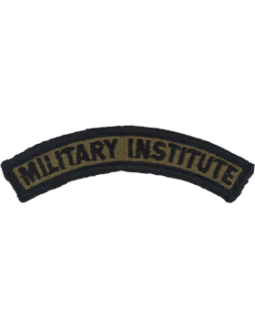 Military Institute Tab (PT-122) Subuded