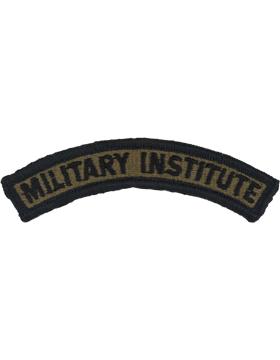 Military Institute Tab
