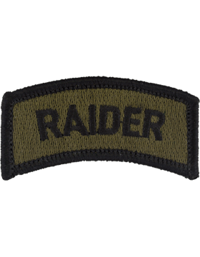 Raider Tab (PT-129) Subdued