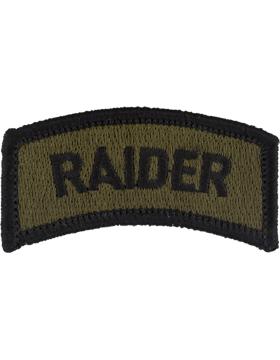 Raider Tab