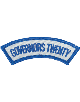 Governor's Twenty Tab