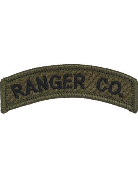 Ranger Company Tab