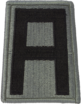 0001 Army ACU Patch w/ Fastener (PV-0001D)
