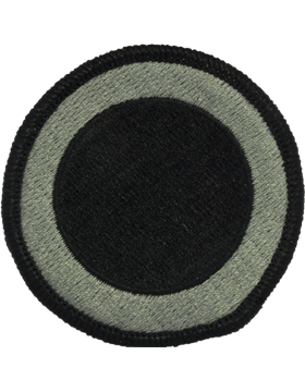 0001 Corps ACU Patch with Fastener (PV-0001F)