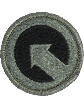 1st Sustainment Command ACU Patch with Fastener