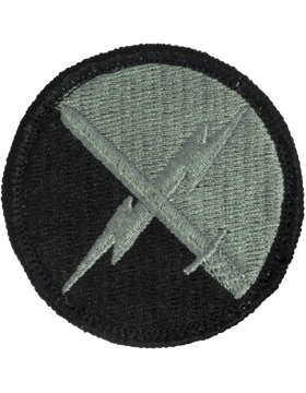 0001 Information Operations Command ACU Patch with Fastener (PV-0001M)