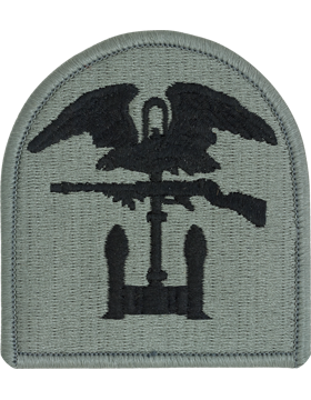 1st Engineer Brigade ACU Patch with Fastener