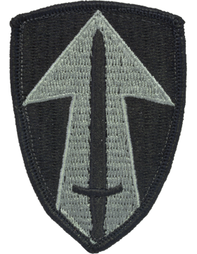 2nd Field Force ACU Patch with Fastener