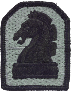 2nd Military Intelligence Command ACU Patch with Fastener