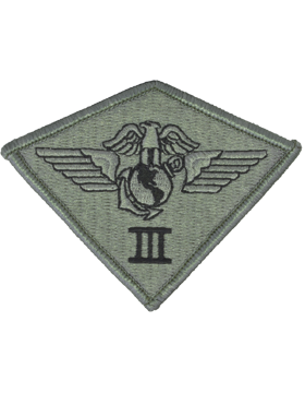 0003 Marine Aircraft Wing ACU Patch with Fastener (PV-0003M) new