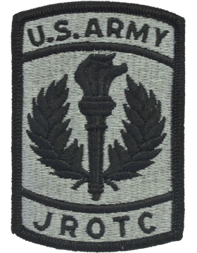 Junior ROTC ACU Patch with Fastener (PV-JROTC)