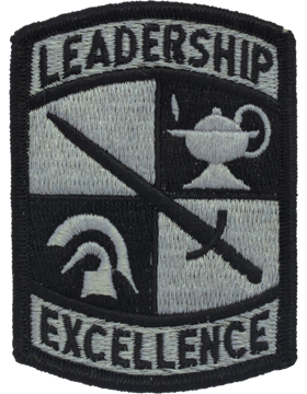 ROTC Cadet Command Leadership Excellence ACU Patch with Fastener (PV-ROTC)