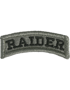 Raider Tab ACU with Fastener
