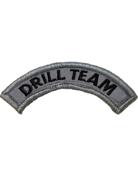 Drill Team Tab with Fastener