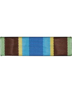 U.S. Coast Guard Letter of Commendation Ribbon