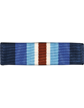 U.S. Coast Guard Restricted Duty Ribbon