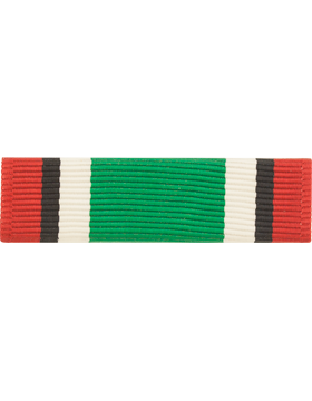 Kuwait Liberation With Device Ribbon