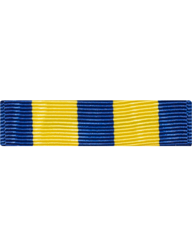 U-R1121, Ribbon, Navy Expeditionary(Blue, Yellow, Blue, Yellow, Blue)