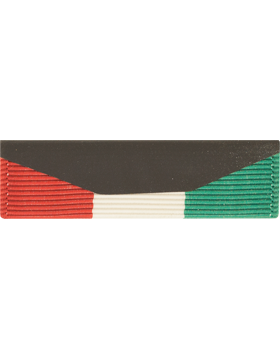 Liberation Of Kuwait Medal Ribbon