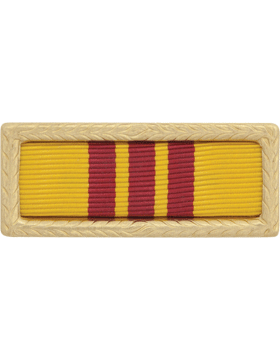 Vietnam Presidential Army Unit Citation (Ribbon and Frame)