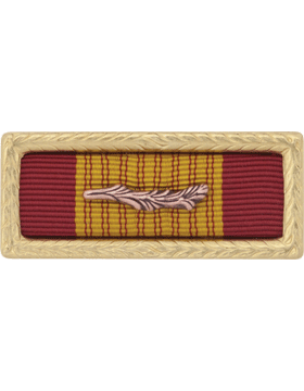 Vietnam Cross of Gallantry with Palm Army Unit Citation (Ribbon