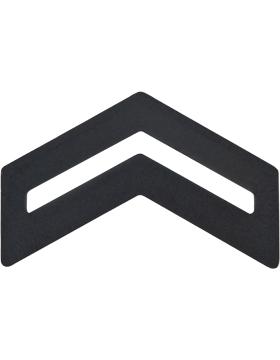 ROTC Black Metal (RC-B103) Corporal