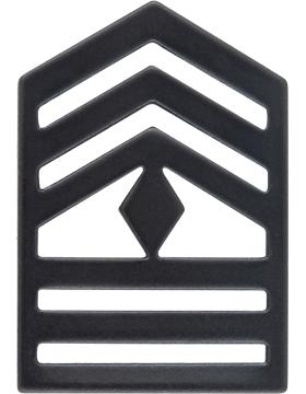ROTC Black Metal (RC-B108) First Sergeant