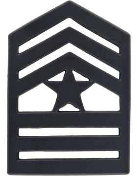 ROTC Black Metal (RC-B109) Sergeant Major