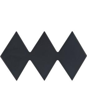 ROTC Black Metal (RC-B126) Colonel (Three Diamonds)