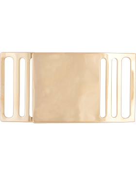 Cadet Waist Buckle, Gold