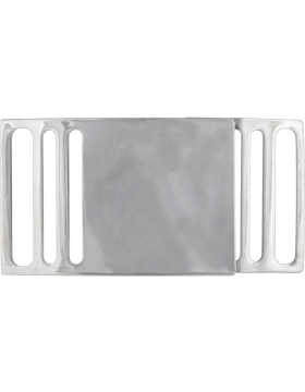 Cadet Waist Buckle, Nickel