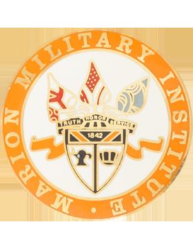 Marion Military Institute JROT Unit Crest