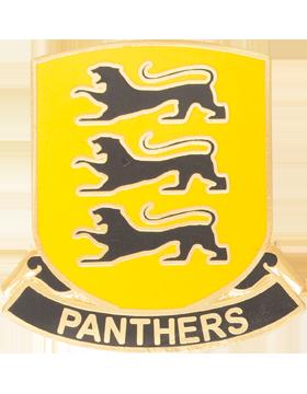 Pell City High School (Panthers) JROTC Unit Crest