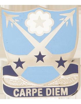 James Clemens High School (Carpe Diem) JROTC Crest