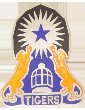 The Calhoun High School (Tigers) JROTC Unit Crest