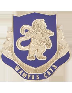 Conway High School (Wampus Cats) JROTC Unit Crest