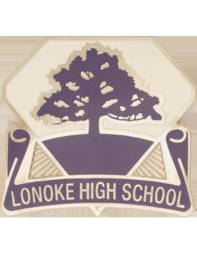 Lonoke High School JROTC Unit Crest