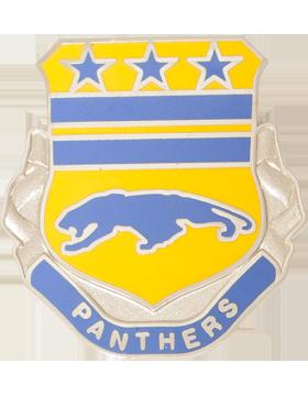Options Public Charter School (Panthers) JROTC Unit Crest