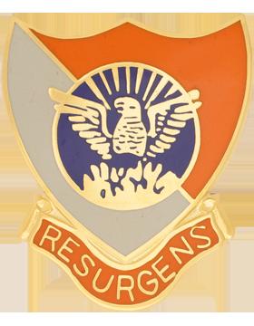 Henry W. Grady High School (Resurgens) JROTC Unit Crest