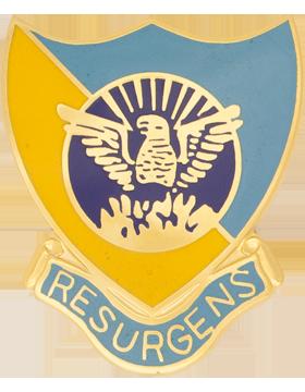 Benjamin E Mays High School (Resurgens) JROTC Unit Crest