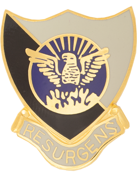 North Atlanta High School (Resurgens) JROTC Unit Crest