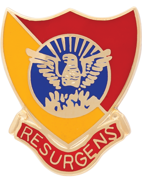 Maynard Jackson High School (Resurgens) JROTC Unit Crest