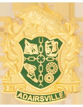 Adairsville High School (Adairsville) JROTC Unit Crest