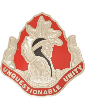 Dodge County High School (Unquestionable Unity) JROTC Unit Crest