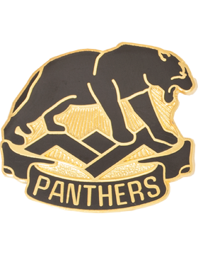 Liberty County High School (Panthers) JROTC Unit Crest