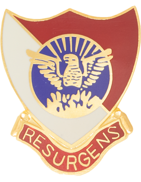South Atlanta High School (Resurgens) JROTC Unit Crest
