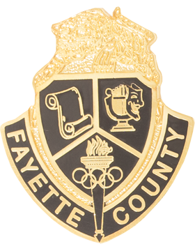 Fayette County High School (Fayette County) JROTC Unit Crest