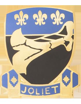Joliet Central High School (Joliet) JROTC Unit Crest
